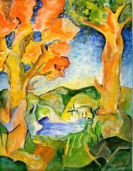 Sierra Autumn by Joan Landry