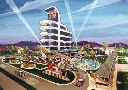 Sierra D'oro Casino by John DiLauro