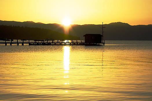 Sierra Sunrise by Adam Blankenship