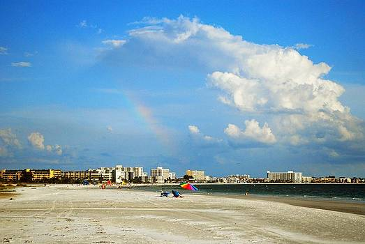 Gary Wonning - Siesta Beach Rainbow