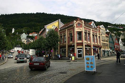Nina Fosdick - Signs of Bergen