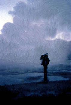 Madalena Lobao-Tello - Silhouette in the fog