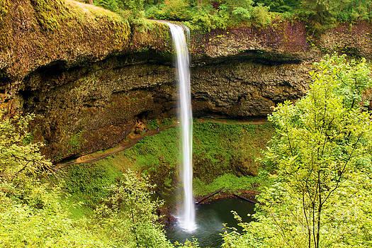 Adam Jewell - Silver Falls South Falls