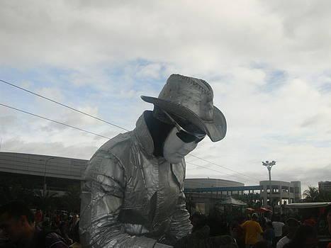 Silver Man by Cherryl Fernandez