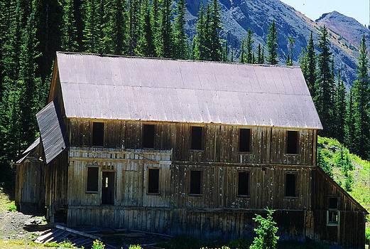 Silver Mine Main Building by Jaye Crist