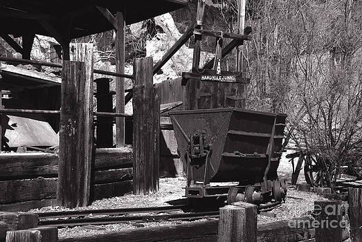 Susanne Van Hulst - Silver Mining in Calico California