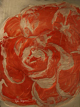 Silver Rose by Roger Ferguson