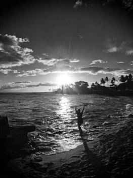 Silver Surfer by Geoff Yale