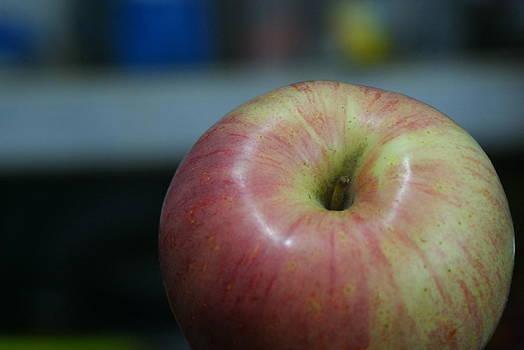 Simple Apple by Joel Pajarillo