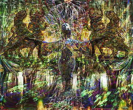 Simulation II by Kenneth Hadlock