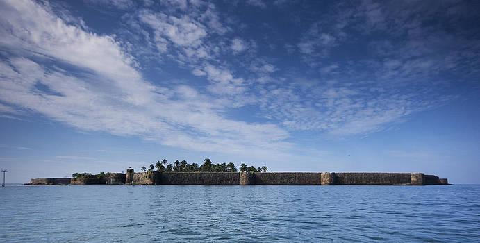 Sindadurg Fort by Sydney Alvares