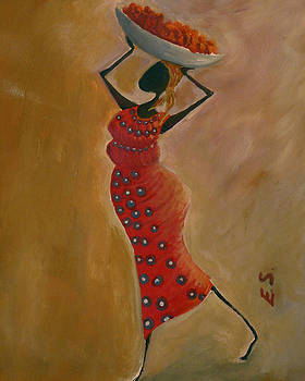 Single lady by Evon Du Toit