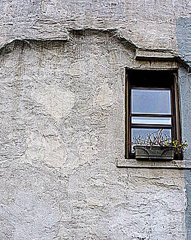 Single Window by Maria Scarfone