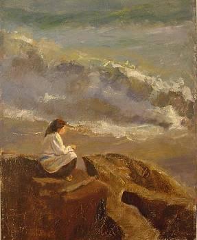 Siren Resting by Irena  Jablonski