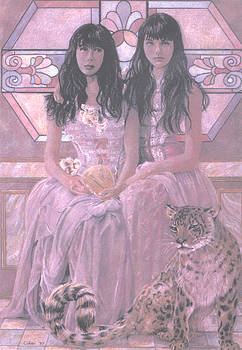 Sisters by Michael Cohen