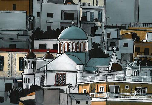 Sitia Greece by Kris Sperring