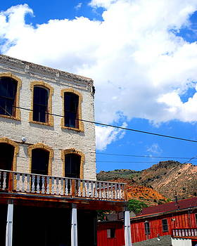 Sitll Standing In Virginia City by Vicki Coover