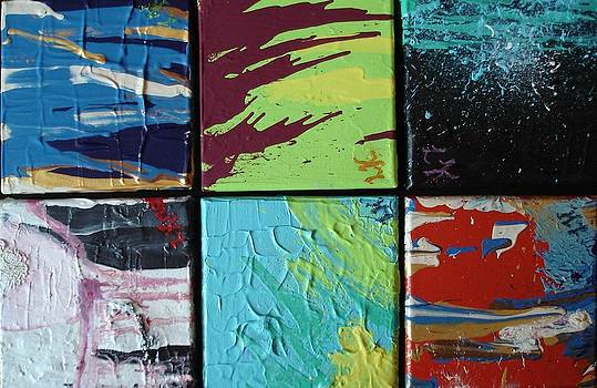 Lisa Kramer - Six Abstracts