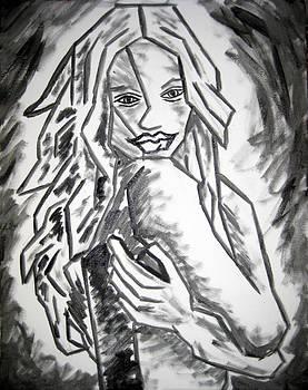 Kamil Swiatek - Sketch - Bashful
