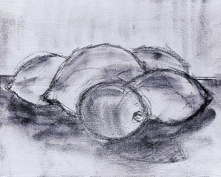 Kamil Swiatek - Sketch - Lemons and Limes