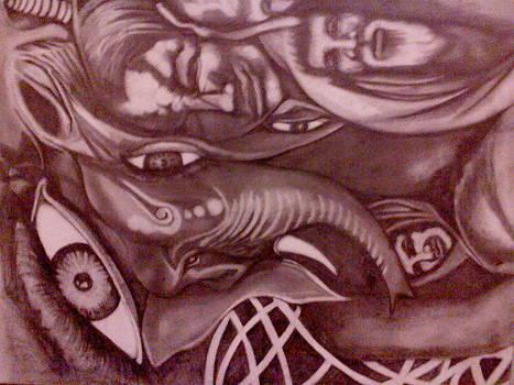 Skewrd by Raja Chettri