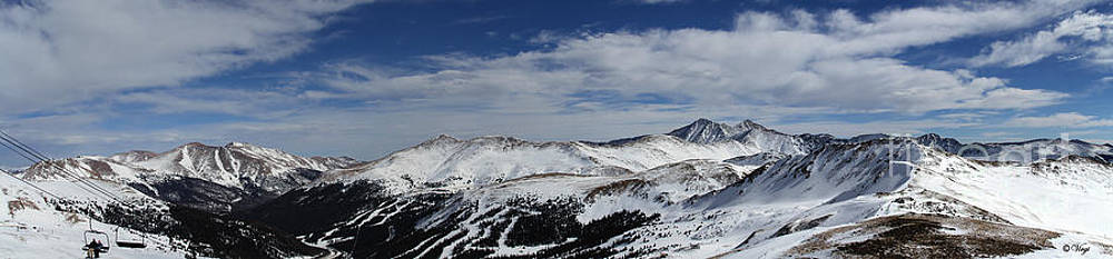Ski Loveland  by Virginia Furness