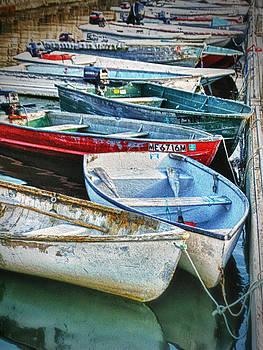 Skiffs by Robert Wicker