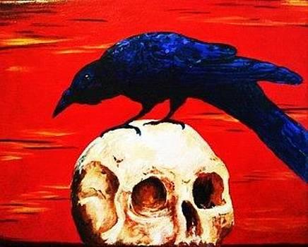Skulls1 by Paula Shaughnessy