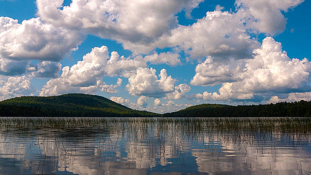 Sky at Fawn Lake by Rob Amend