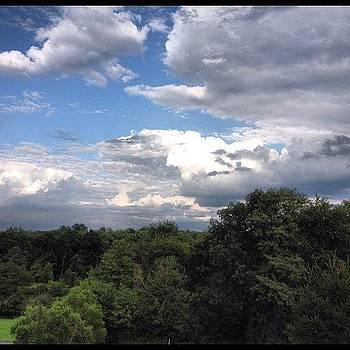 #sky #cloud #sunset by Shari Malin