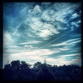 #sky #summer by Shari Malin