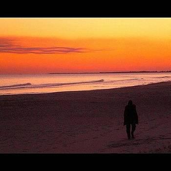 #sky #sunset #beach #ocean #summer by Irina Liakh