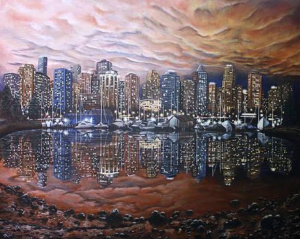 Skyline by Brandon Wong