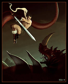 Slay the Dragon by Michael Myers