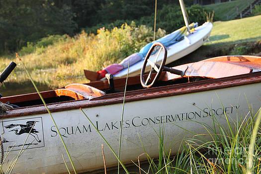 Michael Mooney - SLCS Boat
