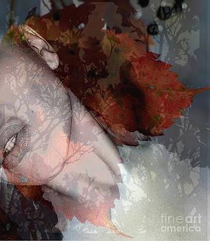 Sleek Leaves by Trish Hale