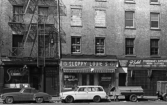 Sloppy Louies by Rick Jack