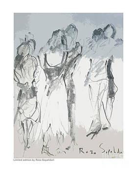 Slow waltz by Reza Sepahdari