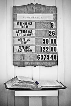 Small Church by Susan Leggett