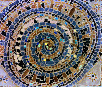 Small Mosaic by Branko Jovanovic