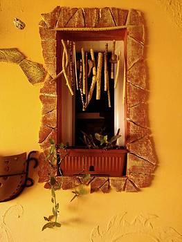 Small Window by Branko Jovanovic