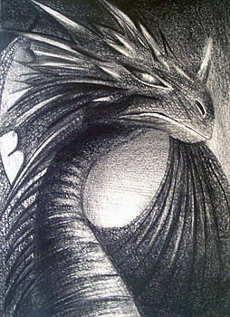 Smaug by Hayley Knowles