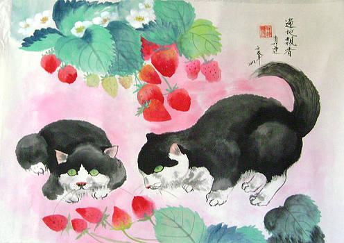 Smell Good by Lian Zhen