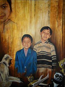 Smile Please 1 by Romi Soni