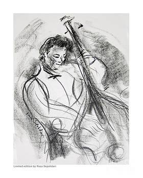 Smiling Bass by Reza Sepahdari