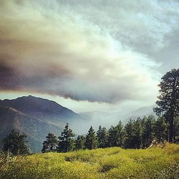 Smoke On The Horizon by HK Moore