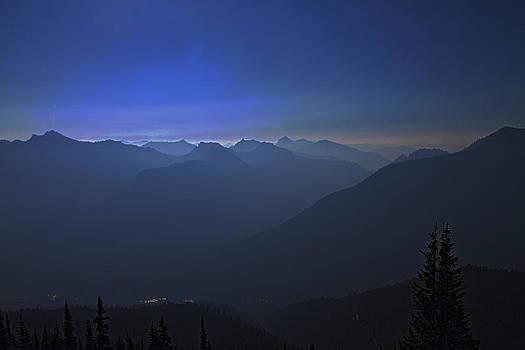 Smokey Horizons by Daryl Hanauer