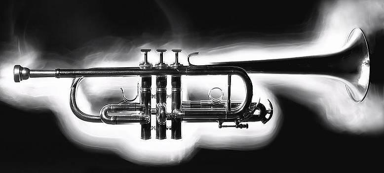 Smokin' Trumpet by Glennis Siverson