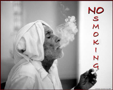 Smoking by Fuad Azmat