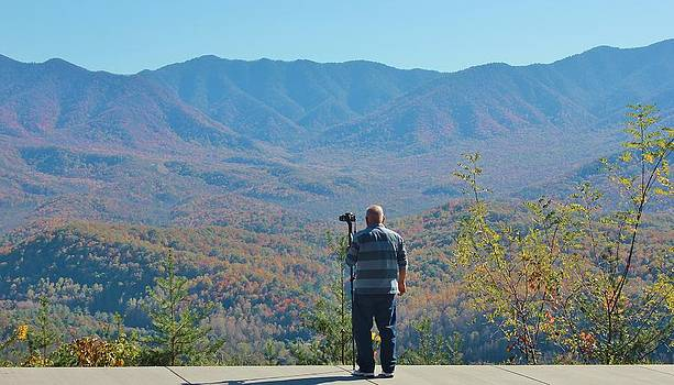 Smoky Mountains by John Gans